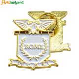 Nom personnalisé avec fait sur mesure de Badges Enamel Badges