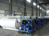頻繁にアジテータ(ACE-ZNLG-AC)が付いている使用された衛生ミルク冷えるタンク