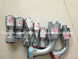 Non-Skive One Part Hydraulic Hose Fittings