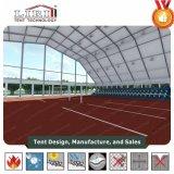 tente extérieure de 18X36m grande pour des cours terrain de basket de sports et des cérémonies du football