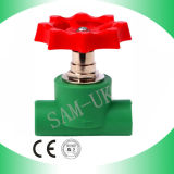 Válvula de parada pesada de las guarniciones de PPR (B23)