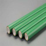 Standardplastikrohre ISO9001 für Rohr-Bedingung des Heißwasser-PPR