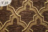 Tela de Chenille de la tapicería de la tela del sofá del diseño de Gemotric