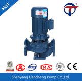 Pompa centrifuga a più stadi in-linea verticale su ordinazione dell'acciaio inossidabile di alta precisione