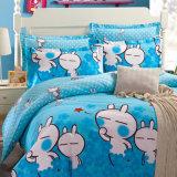 Preiswerter Preis-Baumwolschlafzimmer-Bettwäsche-Deckel