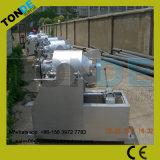 La vente d'usine directement a soufflé machine de riz avec le chauffage au gaz