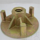 De gietende Noot van de Schijf van het Ijzer voor de Trekstang van 15/17mm