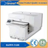 Mahchine 큰 체재 DTG 인쇄 기계를 인쇄하는 디지털 잉크 제트 t-셔츠