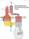 Het Wiel van de Compressor van de Turbocompressor van de staaf Borg Warner S300 S366
