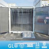 De dubbele Container van de Adelborst van de Temperatuur 20FT 40FT met Afzonderlijke Zaal 2