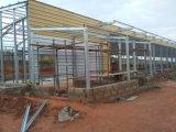 Полуфабрикат светлая дом цыпленка стальной структуры