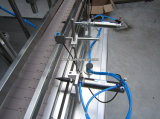 El doble de los jefes de la máquina de relleno automático para el embalaje de pasta de viscosidad