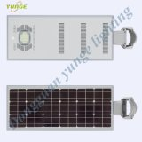Panel solar de 40W 12W 16W 20W Solar LED de luz de carretera rural