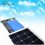 indicatore luminoso di via solare di 10W-100W LED con l'indicatore luminoso solare Integrated del giardino del comitato solare, del regolatore e della batteria