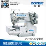 Zy500-05cbd Elasticlace che attacca la macchina per cucire di stirata (con la lama)