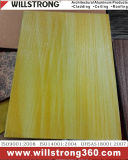 Катушка покрытия алюминиевая с деревянной картиной зерна