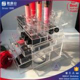 Novo design de fábrica na China Batom acrílico os fabricantes de exibição