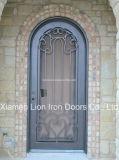 Portello di entrata esterno semplice del ferro di obbligazione di stile europeo