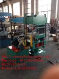 80t automatische het Vulcaniseren Machine, Rubber het Vulcaniseren van de Mat Machine