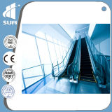 Ce Approved speed 0.5m/S Aluminum step Escalator