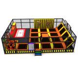Большие батут детская игровая площадка для использования внутри помещений большим батут для взрослых-производителя