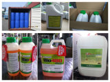 Fertilizante orgânico de origem vegetal ácido fulvic