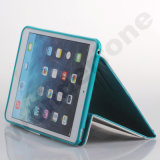 Tablet personnalisé Cover pour l'iPad Air Model d'Air 2 Leather Cas Hot Sell Fashion Tablet Leather Cas Holder d'iPad