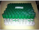 CER und FDA Certificated Heparin Vacuum Blood Collection Tube