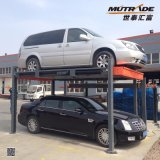 Elevador Staker do estacionamento do carro de borne quatro com o Ce/TUV certificado