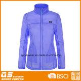 Куртка дождя способа женщин цветастая