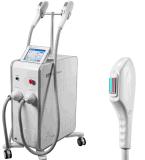 Les plus populaires de la beauté de l'équipement nouveau style de SHR / opt / IPL épilation IPL Machine LC8007