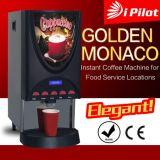 Máquina de café instantâneo para localização de Food Service
