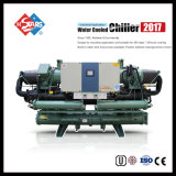 Refrigerador de água de refrigeração do compressor do parafuso água industrial
