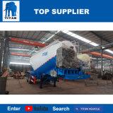 대륙간 탄도탄 차량 - 30m3 대량 사일로 시멘트 운송업자 판매를 위한 압축 공기를 넣은 건조한 대량 탱크 트레일러 분말 유조선