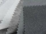 Pegamento caliente del derretimiento, el interlinear fusible no tejido de la fábrica de la buena calidad del surtidor de Customizechina para la ropa