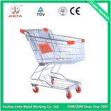 El uso de supermercados de primera calidad mano Carro de Compras (JT-E12).