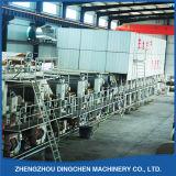 25-30 máquina de la fabricación de papel de T/D que estría para la caja del cartón