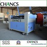 Gravura do CNC do laser e máquina de estaca, CNC 9060 do CO2