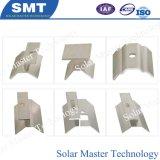 Morsetti solari fotovoltaici dell'alluminio del tetto del tetto dello stagno