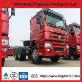 LHD 40 Tonnen Sinotruk HOWO Traktor-LKW-mit 371HP