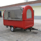 移動式飲み物の食糧トラック、販売ヨーロッパJy-B32のための食糧トラック