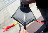 Nylon Big Bird Kites Duas cores de Weifang