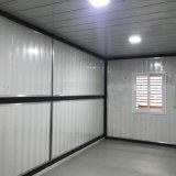 Usine de la chambre de stockage de pliage de gros conteneurs préfabriqués en PRF
