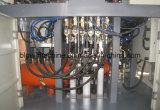 6つのキャビティペットセリウムが付いているプラスチック吹く型機械