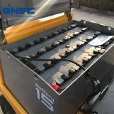Kleine Aufgaben-elektrischer Gabelstapler 1.5tons