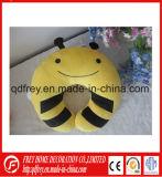 Симпатичные мягкие игрушки из мягкого Bee шеи подушка