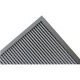 De hoge en Middelgrote Efficiency Uitgebreide Oppervlakte steunde Geplooide Filter