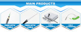 Cabo Singlemode da fibra do membro de força 6cores de FRP ADSS/Fibra Optica 6 Hilos