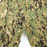 I vestiti tattici di Bdu del camuffamento impermeabile di sport esterno hanno impostato Cl34-0060