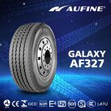 Neumáticos de la carga del envase para la marca de fábrica china al por mayor 11r22.5 11r24.5 385 65r22.5 315 80r22.5 295/75r22.5 del neumático de la tapa 10